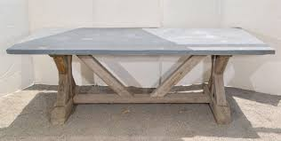 superior blue stone table blue stone top dining table made from