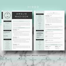 modern resume layout 2015 quick resume templates hired design studio