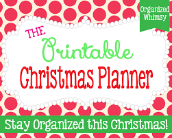 have an organized christmas with a free planner ask anna
