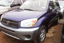 lexus suv price in nigeria first grade tokunbo toyota rav4 2005 model 4wd for sale a buy
