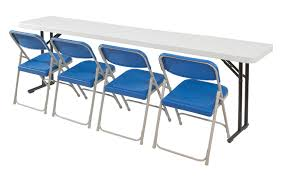 resin folding table and chairs 700 lb cap resin folding seminar tables 18 x61 resin folding table