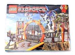 Lego Headquarters Sentai Headquarters Lego Set 7709 1 Building Sets U003e Exo Force