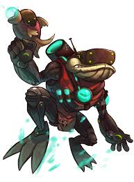 awesomenauts characters tv tropes
