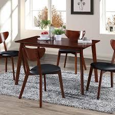 george oliver bulgera modern wood 5 piece dining set u0026 reviews