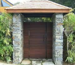 wooden garden gates designs home outdoor decoration