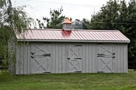 12x26 horse barn portable horse shelter byler barns