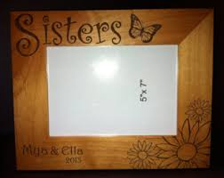 Sorority Picture Frame Sisters Frame Etsy