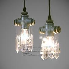 Pendant Lighting Vintage Industrial Style Pendant Lights Vintage Pendant Lamp Water Pipe