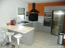 cuisine design en u modele cuisine en u best awesome modele de salon en u ideas