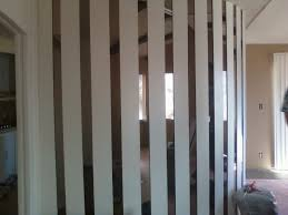 Mirror Wall Decor by Wall Mirror Strips Living Room Pinterest Walls Living Rooms