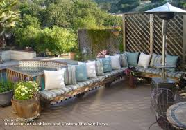 Patio Bench Cushion by Replacement Cushions