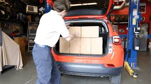 bmw x1 storage capacity 2017 jeep compass in depth model review car and driver