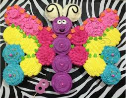 Pull Apart Cupcake Cakes Lots Of Cute Ideas The WHOot - Pull apart cupcake designs