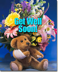 free u0027get well soon u0027 virtual flowers and bear ecard at 800 florals