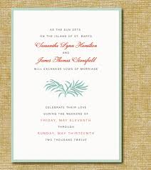 wedding program exles wording wedding invitations wording for wedding invite ideas from