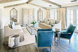 furniture fascinating home living room setting blue accent