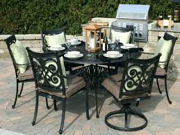 metal patio table and chairs metal round patio table metal round patio dining t metal patio table