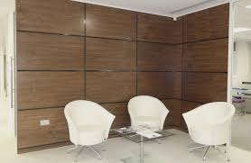 Wooden Panelling by Artizo Walnut Wall Panels With Black High Gloss Shadow Moulding