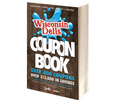 wisconsin dells coupon book over 13 000 in savings