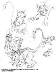 amaravisions concept art and sketches