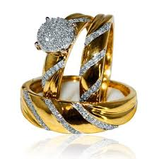 his and wedding ring sets 03 carats engagement rings review