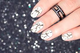 how to do marble nails like a pro tutorial