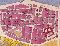 Map Of Budapest Poemas Del Río Wang Lucus A Non Lucendo