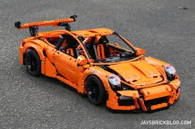 porsche gt3 rs review lego 42056 technic porsche 911 gt3 rs