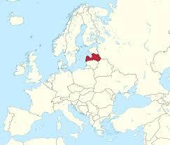 Algeria On Map File Latvia In Europe Rivers Mini Map Svg Wikimedia Commons