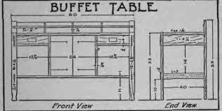 how to make a buffet table how to make a buffet table