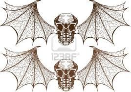 amazing deathbat tattoo design tattoobite com