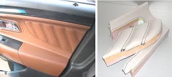 Interior Stitches Taurus Interior Panels In U0027stitches U0027 Sae International