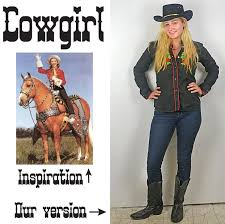 Cowgirl Halloween Costume Images Cowgirl Halloween Costume Ideas Cowgirl Costume