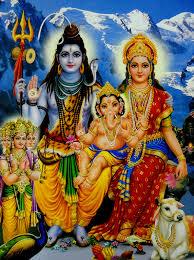 hindu l lord shiva family