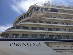 ship review viking sea