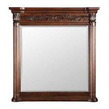 Mirrors Bathroom Vanity Bathroom Mirrors Bath The Home Depot