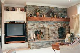 French Country Fireplace - new homes stayco homes