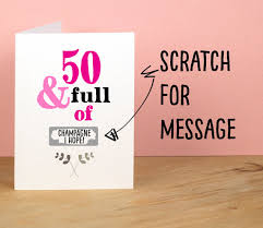 humorous birthday cards 50th birthday card greetings card for best friend card for
