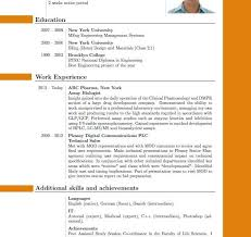 The Best Resume Format by Fancy Ideas What Is The Best Resume Format 13 Resume Format 2016