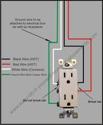 split wiring diagram