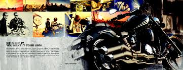 2011 yamaha vmax rider road star brochure catalog