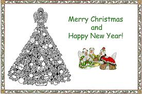 coloring placemats merry christmas coloring place mat