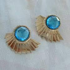 post style earrings best vintage deco earrings products on wanelo
