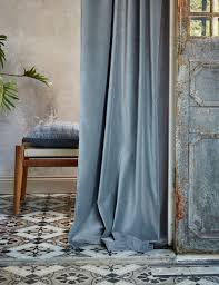 Turquoise Velvet Curtains How To Measure Curtains Urbanara Journal