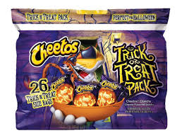 amazon com cheetos halloween treat sack 26 count 65 ounce