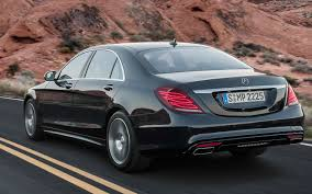 mercedes 2014 s class refreshing or revolting 2014 mercedes s class sedan