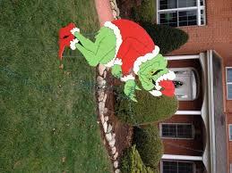 grinch yard decoration christmas grinchas decorations yard sacharoff decoration