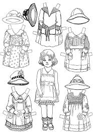 369 paper dolls images paper dolls drawings