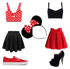 Minnie Mouse Costumes Halloween 10 Mickey Mouse Costume Ideas Diy