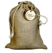 burlap gift bags zen blends burlap gift bag the zen of cooking